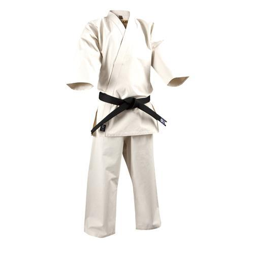 K-400 Unbleached Full Contact Karate Gi- ISAMI