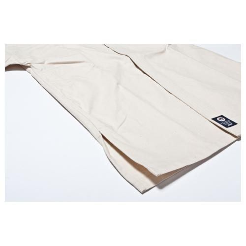 K-400 Unbleached Full Contact Karate Gi- ISAMI Best Gi, Gi, ISAMI, Latest Kyokushin Store