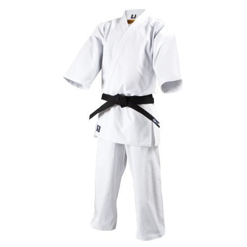 K-450 Bleached Full Contact Karate Gi - ISAMI
