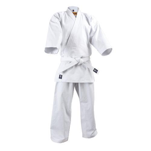 ISAMI KV-31 Beginner's Bleached Full Contact Karate Gi-Jacket & Pants- ISAMI Kyokushin Store