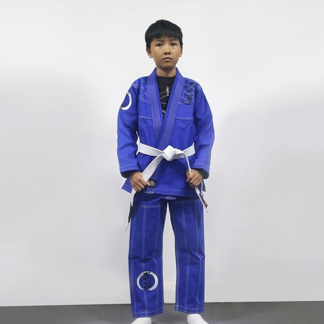 BJJ Gi Uniform Kimonos for Kids
