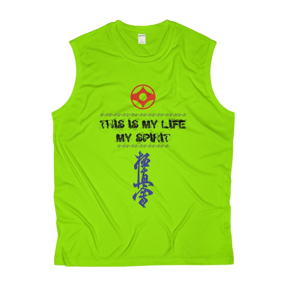 Kyokushin Men's Sleeveless Performance Tee
