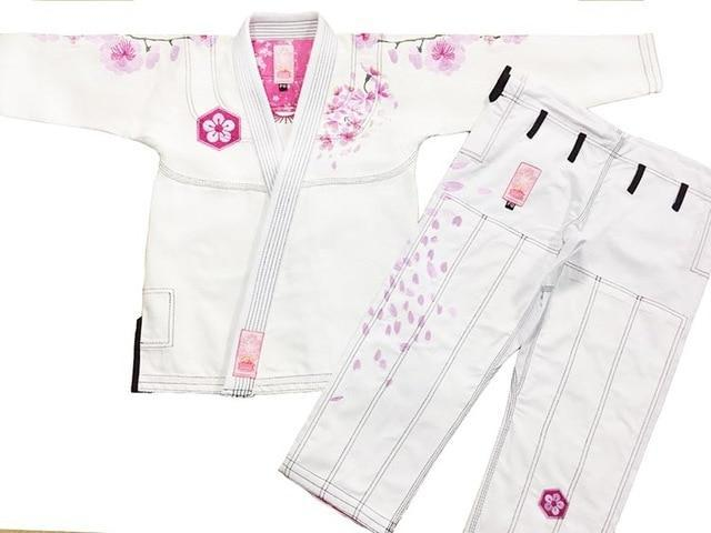 Ladies BJJ Kimonos Uniform