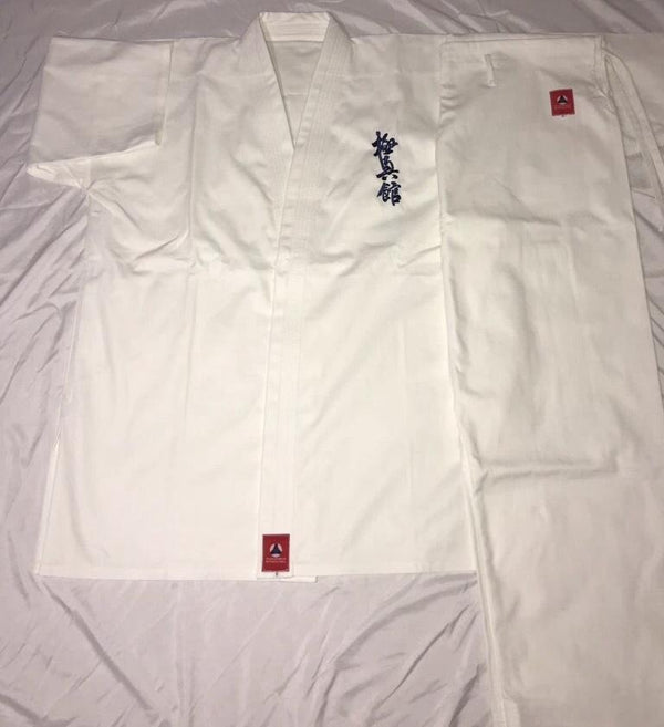 Kyokushin Store Original Tokyodo Kyokushin-kan Uniform Size # 5 Available to Ship from US in 1-3 days Kyokushin Store