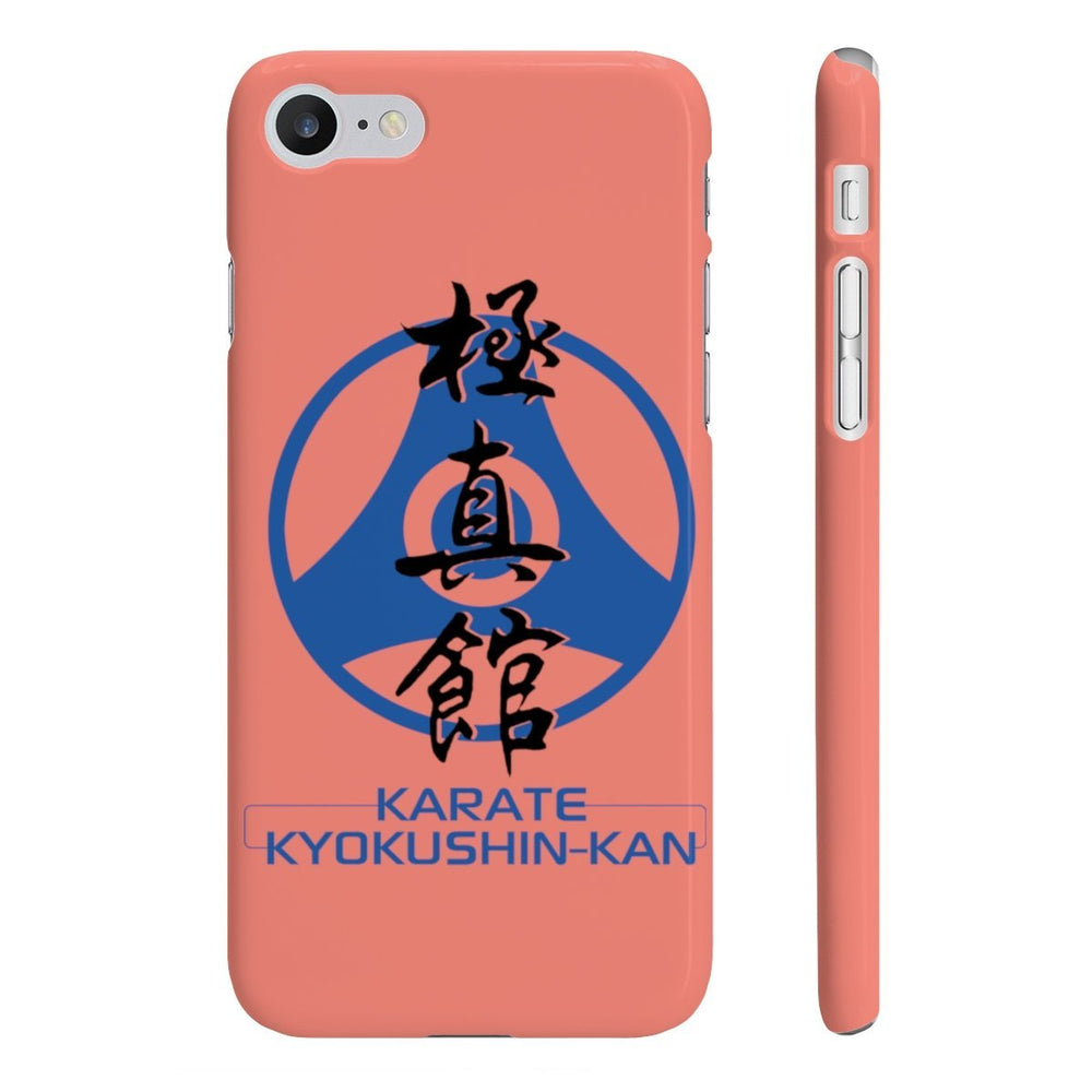 Kyokushin-kan Slim Phone Cases