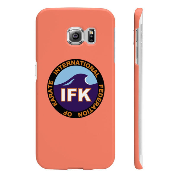 IFK Slim Phone Cases Accessories, Cases, IFK, Karate, Latest, Phones Kyokushin Store
