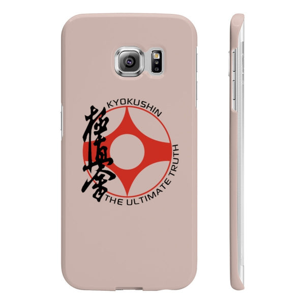 Printify Kyokushin Ultimate Slim Phone Cases Kyokushin Store