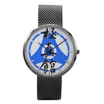 Printy6 Kyokushin 30 Meters Waterproof Quartz Fashion Watch With Casual Stainless Steel Band Kyokushin Store