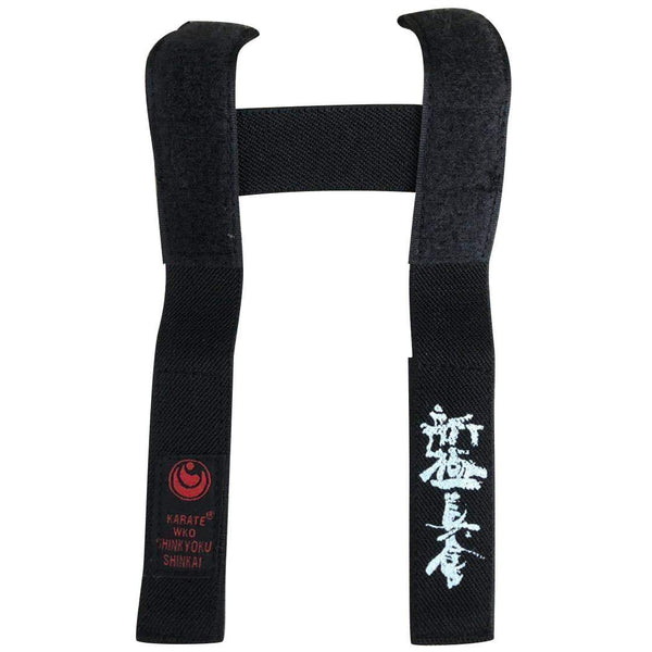 Kyokushin Store Sinobudo WKO Shinkyokushin Karate Belt Fixer Karate Belt Fixed Retainer Black Belt Fixer Kyokushin Store