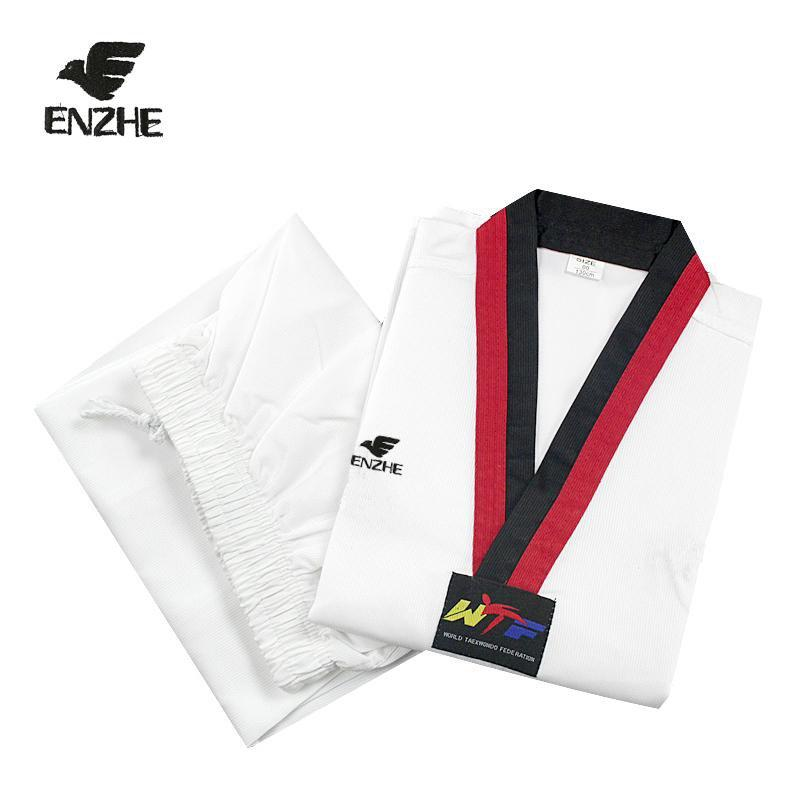 Traditional  Taekwondo Uniform for Kids and Adults