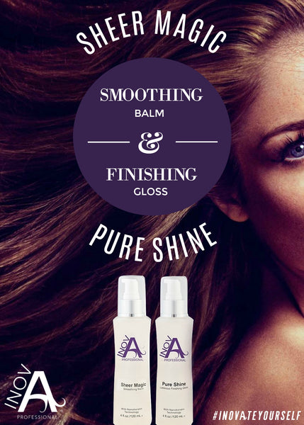 Pure Shine - Luminous Finishing Gloss - 4 Oz.