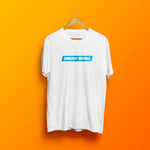 CREAM SWAG T-Shirt - Soda Blue