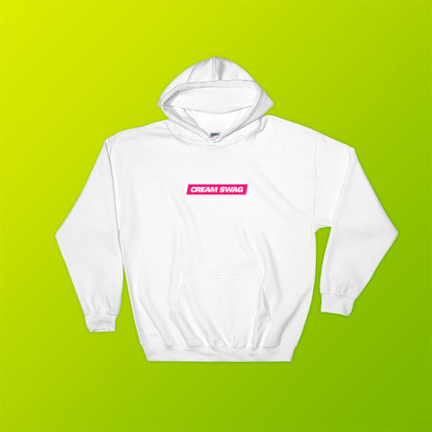 CREAM SWAG Hooded Sweatshirt