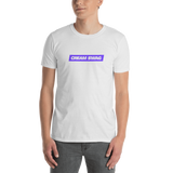 CREAM SWAG T-shirt - Grape Purple