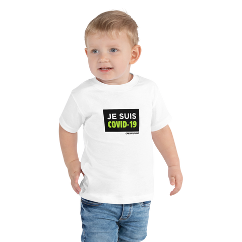 COVID-19 2020 Toddler T-Shirt