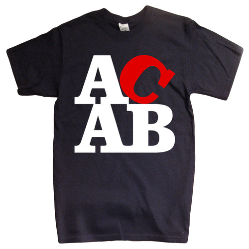 ACAB - Black T-shirt