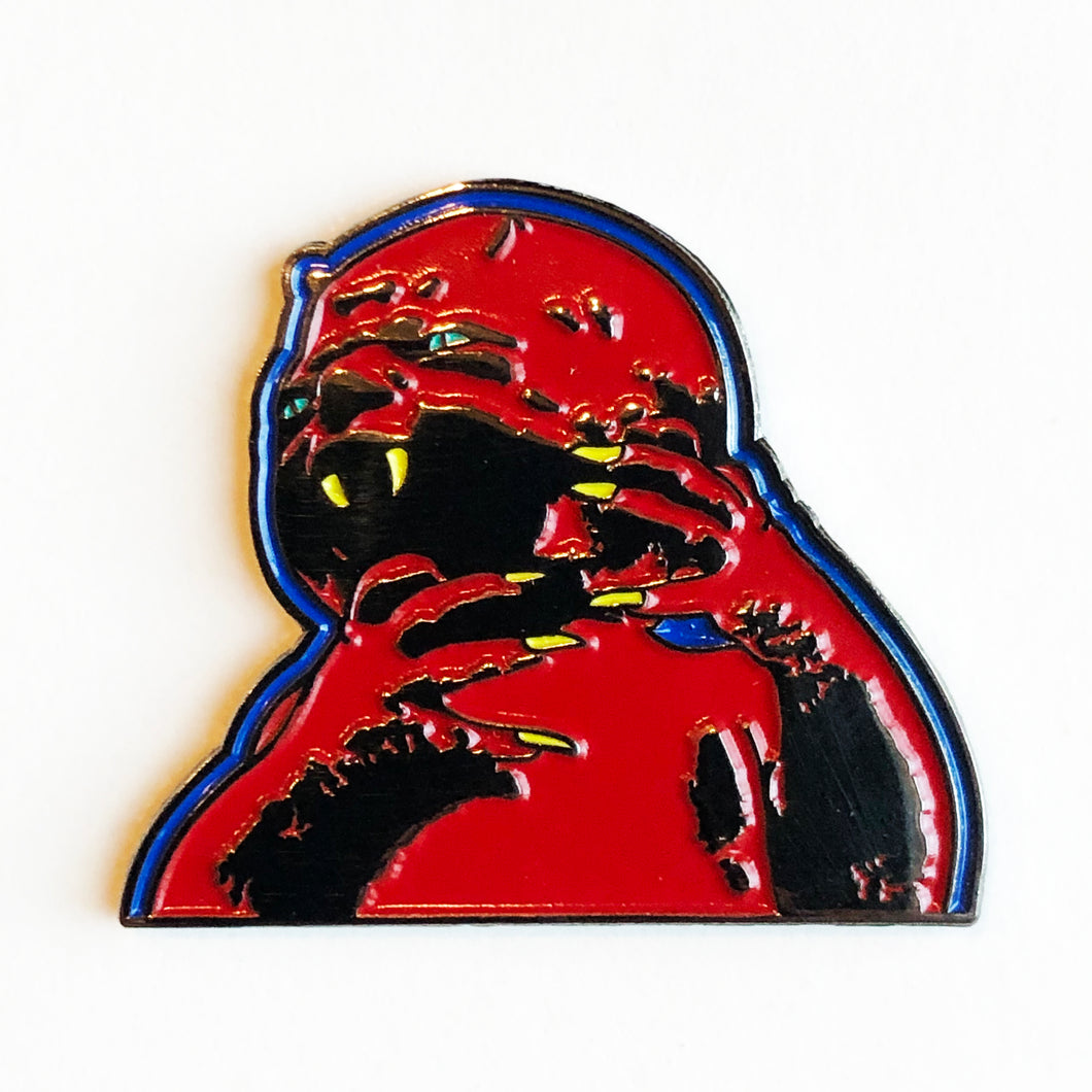 BORN AGAIN Enamel Pin