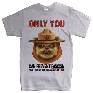 EWOK Mens T-shirt Heather Gray