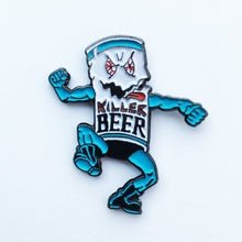 MURPHY'S LAW - Killer Beer enamel pin