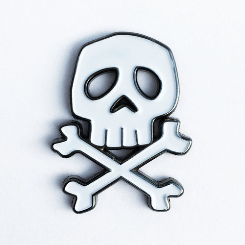 CAPTAIN HARLOCK Enamel Pin