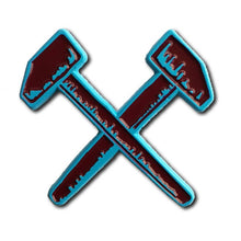 HAMMERS enamel pin WEST HAM edition