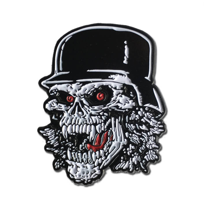 SLAYTANIC Enamel Pin