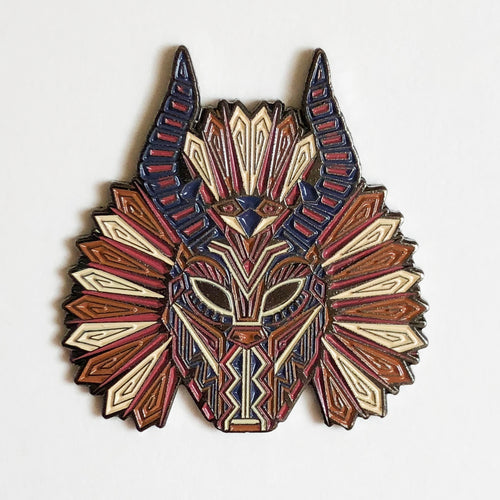 KILLMONGER Enamel Pin