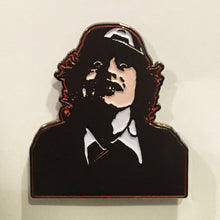 Lock Up Your Daughters - Enamel Lapel Pin