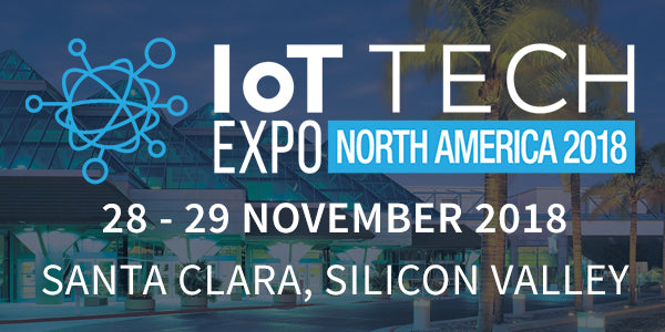 IoT Expo in Silicon Valley - SmartGolf (stand #573)