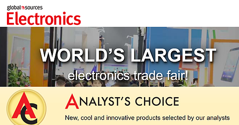 Global Sources HK Consumer Electronics