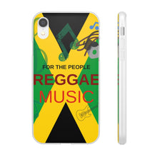 Jamaica Vibes - Reggae Music Flexi Case for iPhone 11