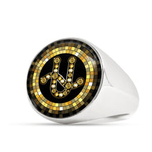 13th Zodiac Ophiuchus Ring