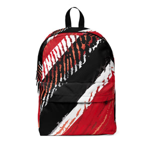 Caribbean Vibes Trinidad Flag Backpack