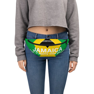 Caribbean Vibes Jamaica Belt Bag