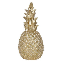 Modern Pineapple Sculpture
