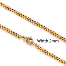 Single Strand Gold Plated Necklace - Fade Resistant