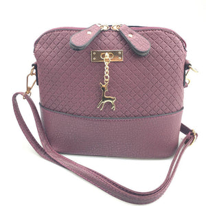 Mini Zippered Cross Body Bag