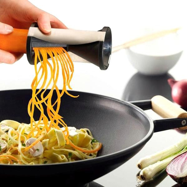 Easy to use Vegetable Spiralizer