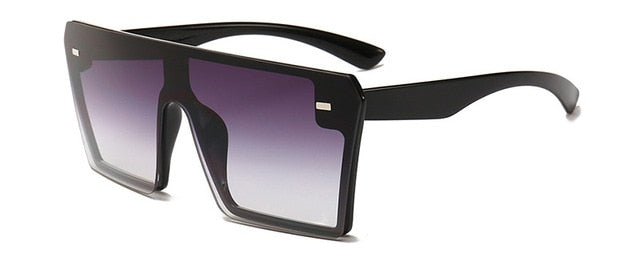 Tinted 2 Squared Sunglasses