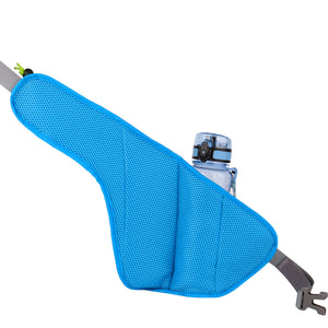 Runners Waist Bag with Water Pouch