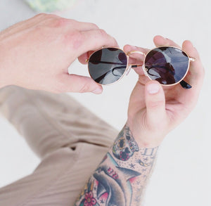 BOHO Polarized (Gold | Black)
