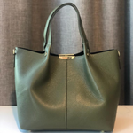 Nina Leather Tote