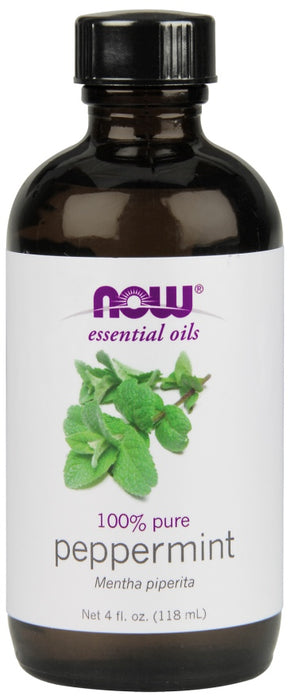 Peppermint Oil, 4 oz.