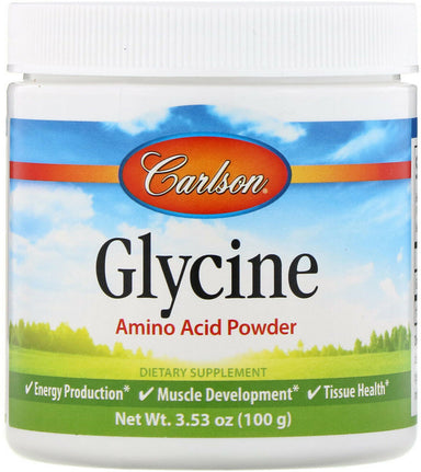 Glycine, 3.53 Oz (100 g) Powder
