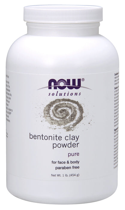 Bentonite Clay Powder, 1 lb.