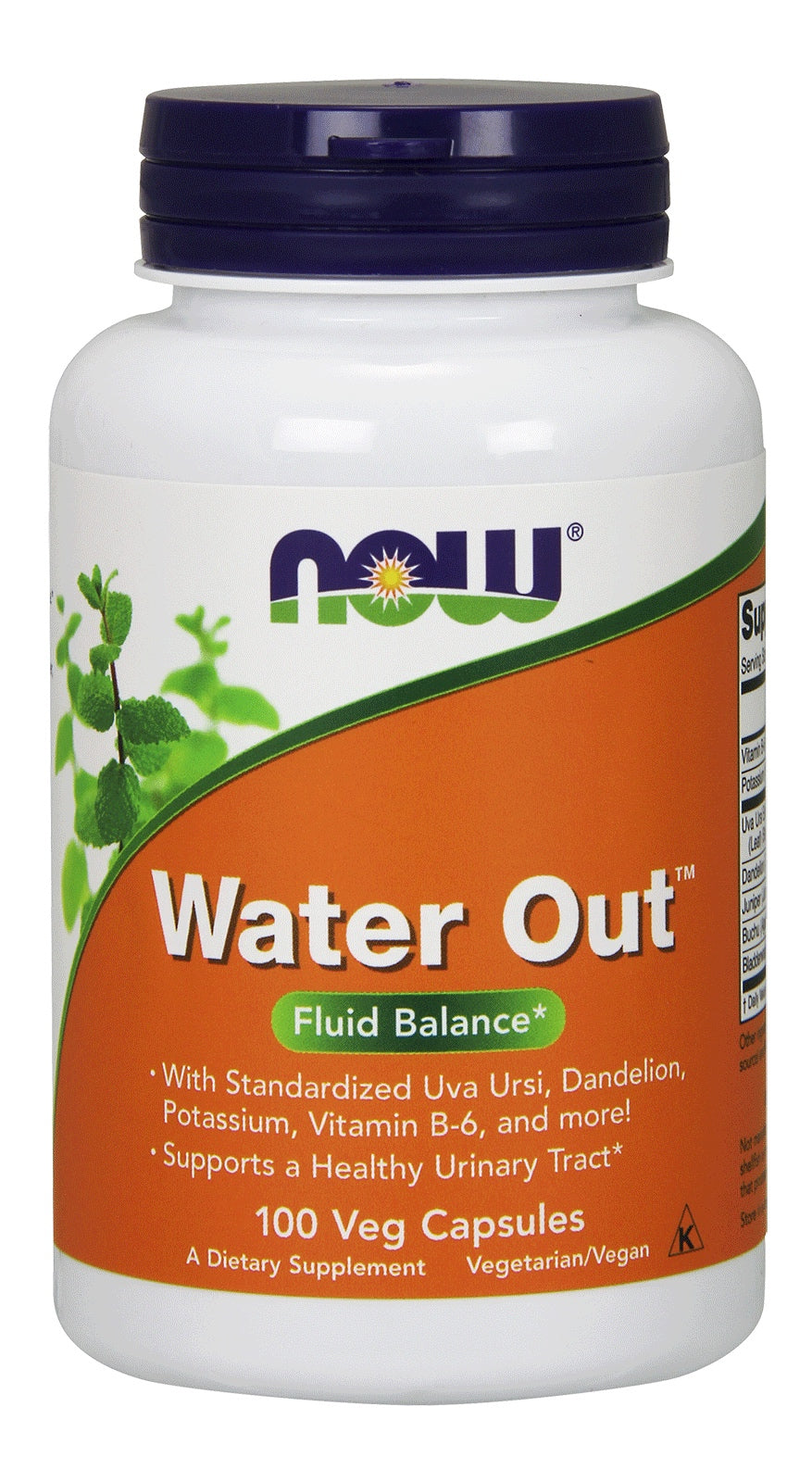 Water Out, 100 Veg Capsules