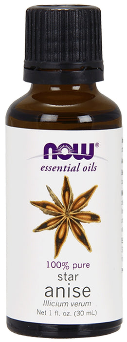 Star Anise Oil, 1 fl oz.