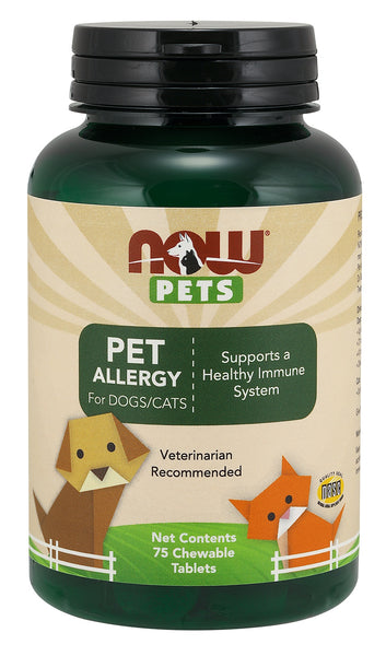 Pet Allergy Chewable, 75  Chewable Tablets