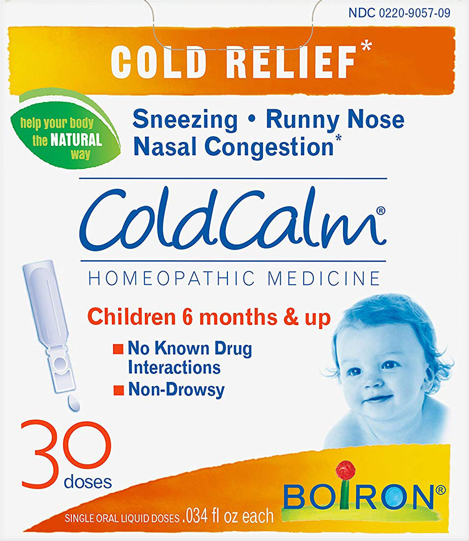 ColdCalm® Baby Liquid Cold Relief, 30 Doses (0.034 fl. oz each)
