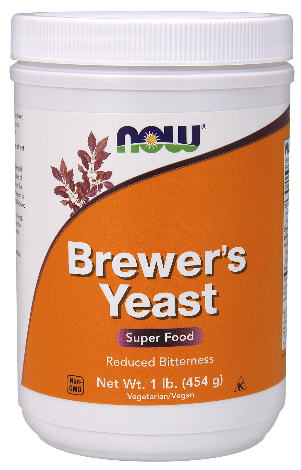 Brewer's Yeast Powder, 1 lb.